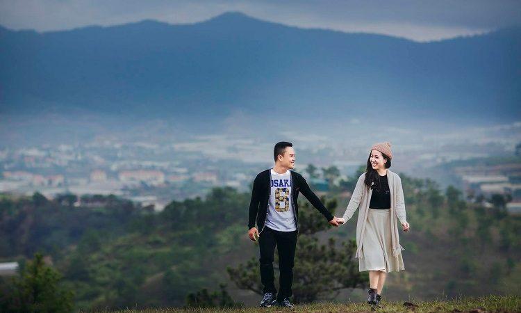 Địa điểm du lịch thích hợp cho những đôi tình nhân